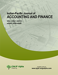 Indian-Pacific Journal of Accounting and Finance Vol. 1 No. 1 (2017)